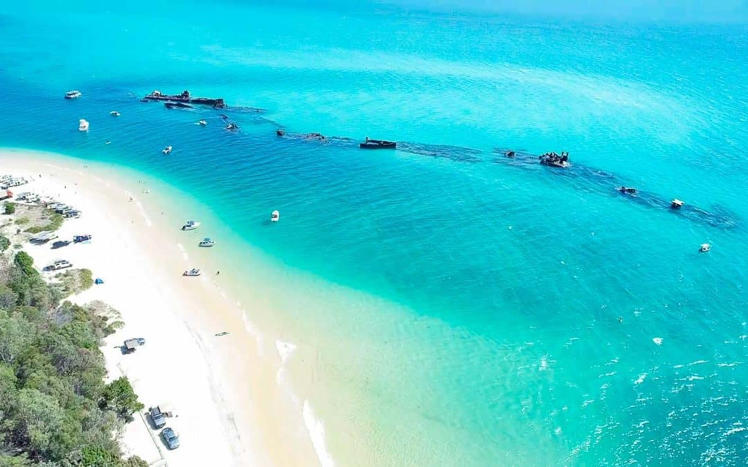 Best Things to do on Moreton Island