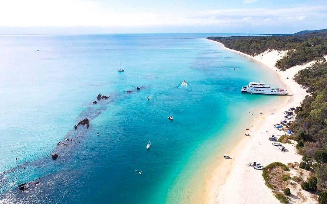 The Best Moreton Island Tours